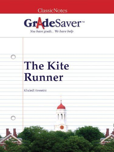 What Is A Synthesis Essay Gradesaver Classicnotes The Kite Runner By Tania Asnes   Pages  Publisher Gradesaver Llc September   High School Entrance Essay also Good Proposal Essay Topics Gradesaver Classicnotes The Kite Runner By Tania Asnes    Topics For A Proposal Essay