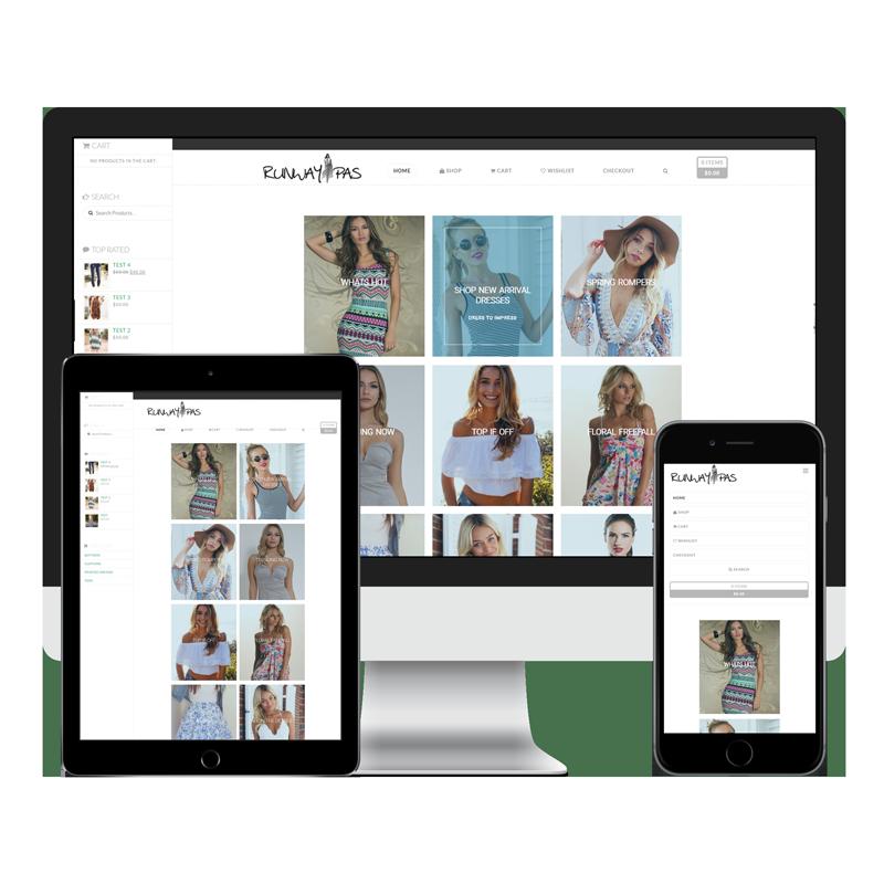 Web Design And Development Company New Jersey Responsive Design By Halpin Digital Small Business Website Design Business Website Design Web Design