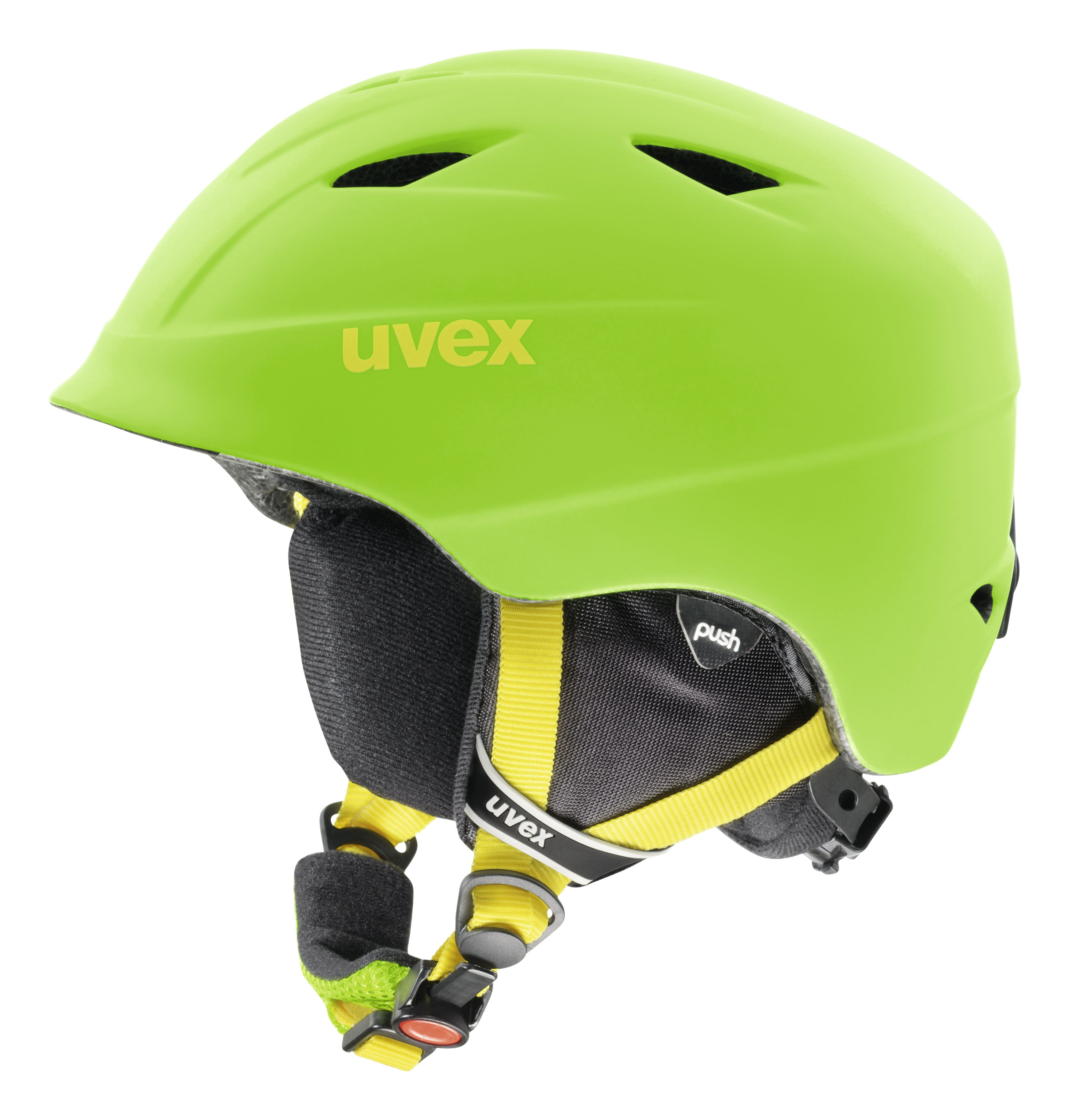 17d423daa0 uvex airwing 2 pro    Head protection for the young guns. The lightweight uvex  airwing 2 pro kids ski helmet provides high end protection from the very ...