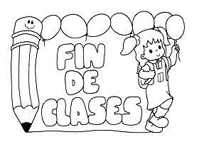 Fin de curso.. | Last day Último dia | Bienvenido a clase