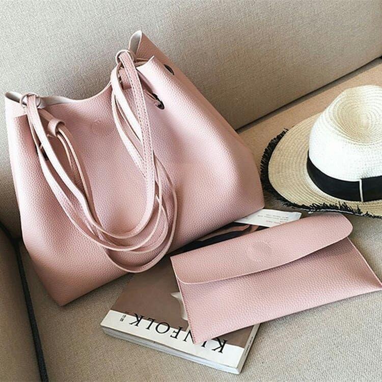 Tumblr Leather Women Retro Bags Crossbody Bag