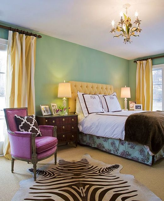 Living Room Ideas To Steal For Comforting Vibe Found In: Bright Bedroom Colors