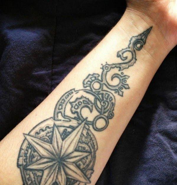 Paling Populer 30 Gambar Tato Bintang Simpel 1001 Ide Tato Lengan Bawah Gambar Dan Video From New Linker Tattoo Motive Unterarm Unterarm Tattoo Tattoo Ideen