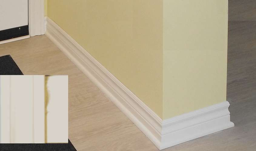 10 Baseboard Style Ideas For Delightful Home Improvement Interior House Trim
