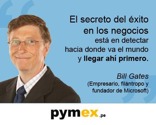 Frases De Bill Gates En Español Buscar Con Google