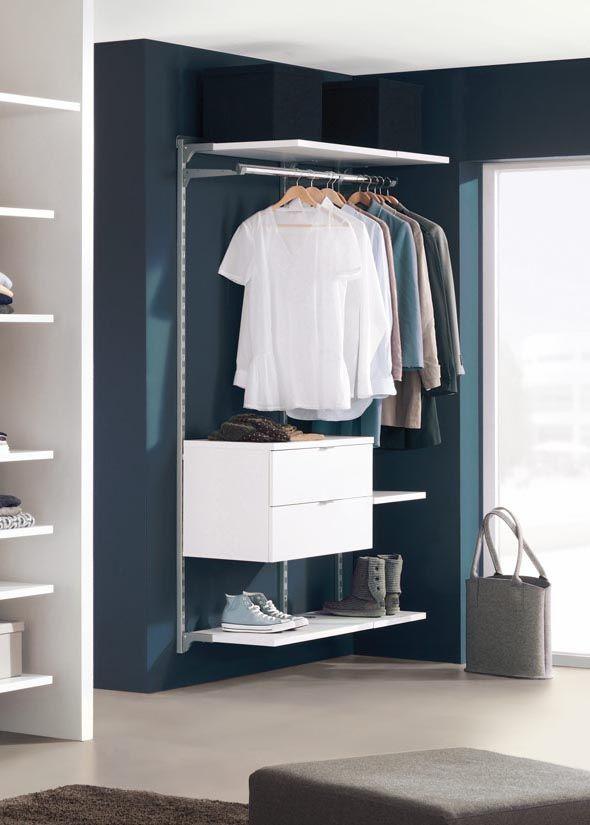 Begehbarer Kleiderschrank Online Planen Kaufen Regalraum Begehbarer Kleiderschrank Kleiderschrank Schrankregalsysteme