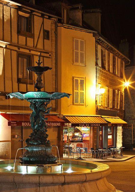 SAINT GENIEZ D'OLT - Aveyron - FRANCE   par Gycessé