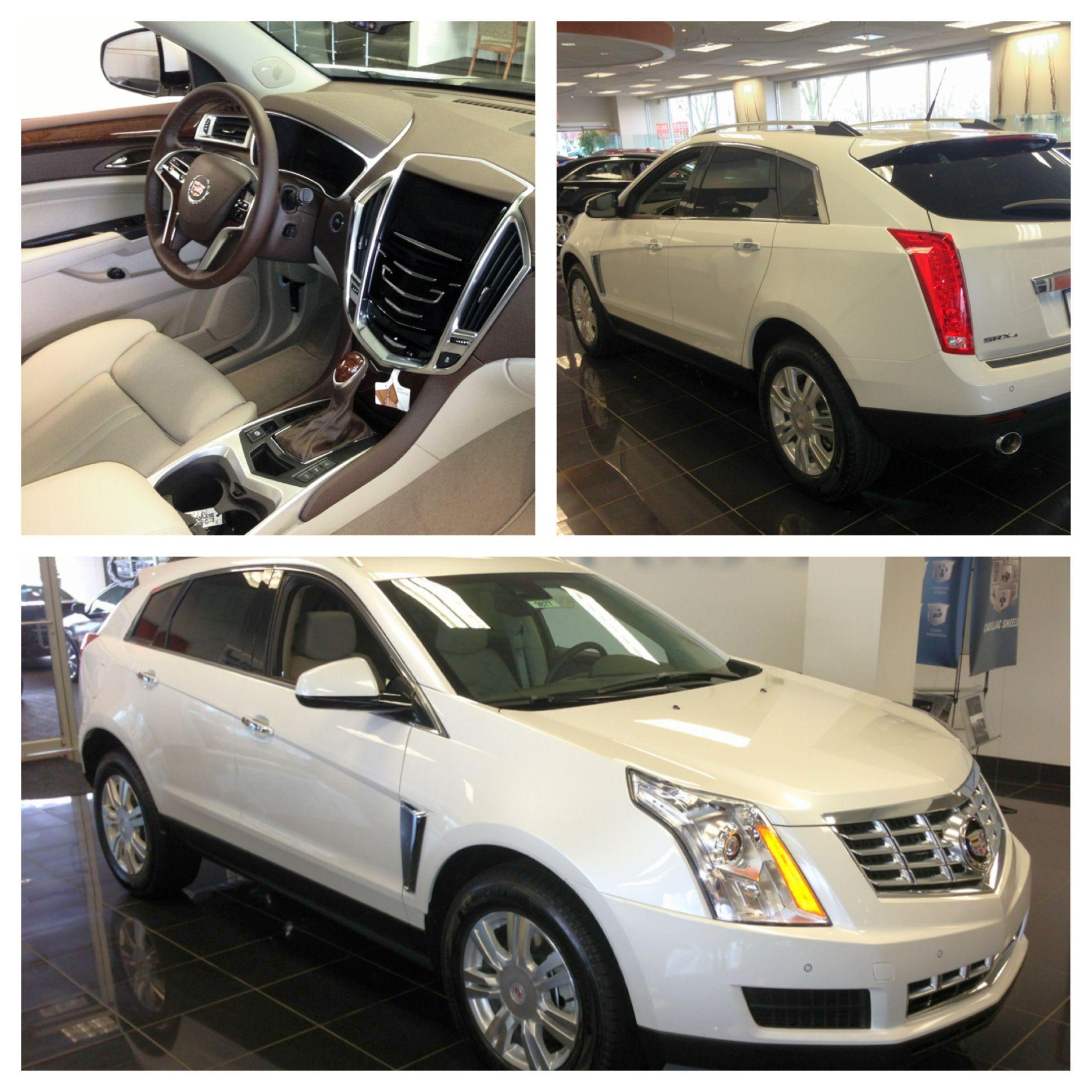 Cadillac 2013 Srx: 2013 Cadillac SRX - My Dream Vehicle...