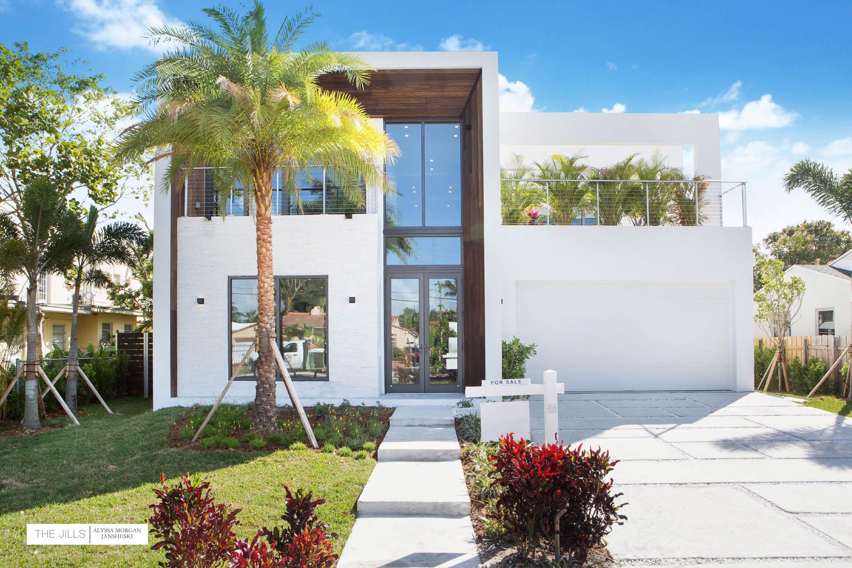 Prairie Ave Miami Fl Miami Real Estate Modern Garage Doors