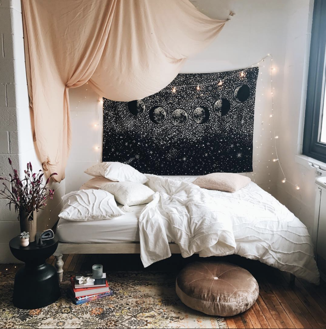 Shop Stardust Glow In The Dark Tapestry At Urban Outfitters Today. We Carry  All The Latest Styles, Colors And Brands For You To Choose From Right Here.