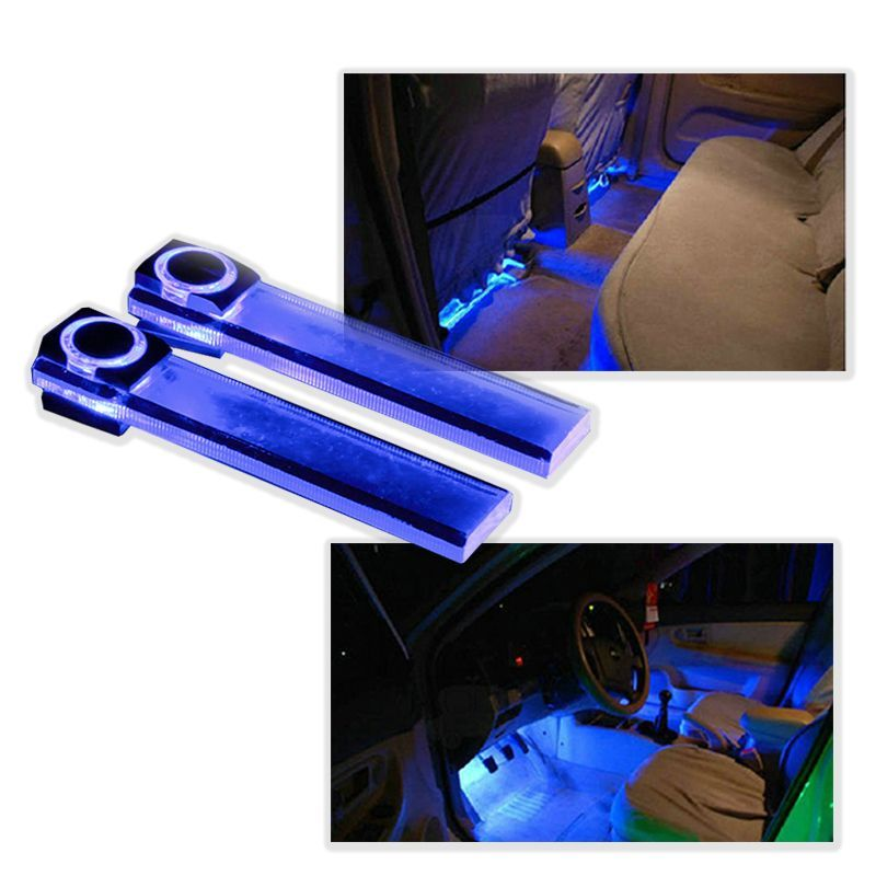 Car Interior Led Atmosphere Lights Sales Online All New Blue Tomtop Car Assesories Car Interior Car Cleaner Interior