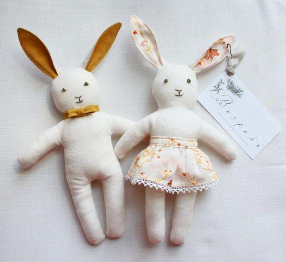 A Bespoke Bunny by BespokebyEL on Etsy
