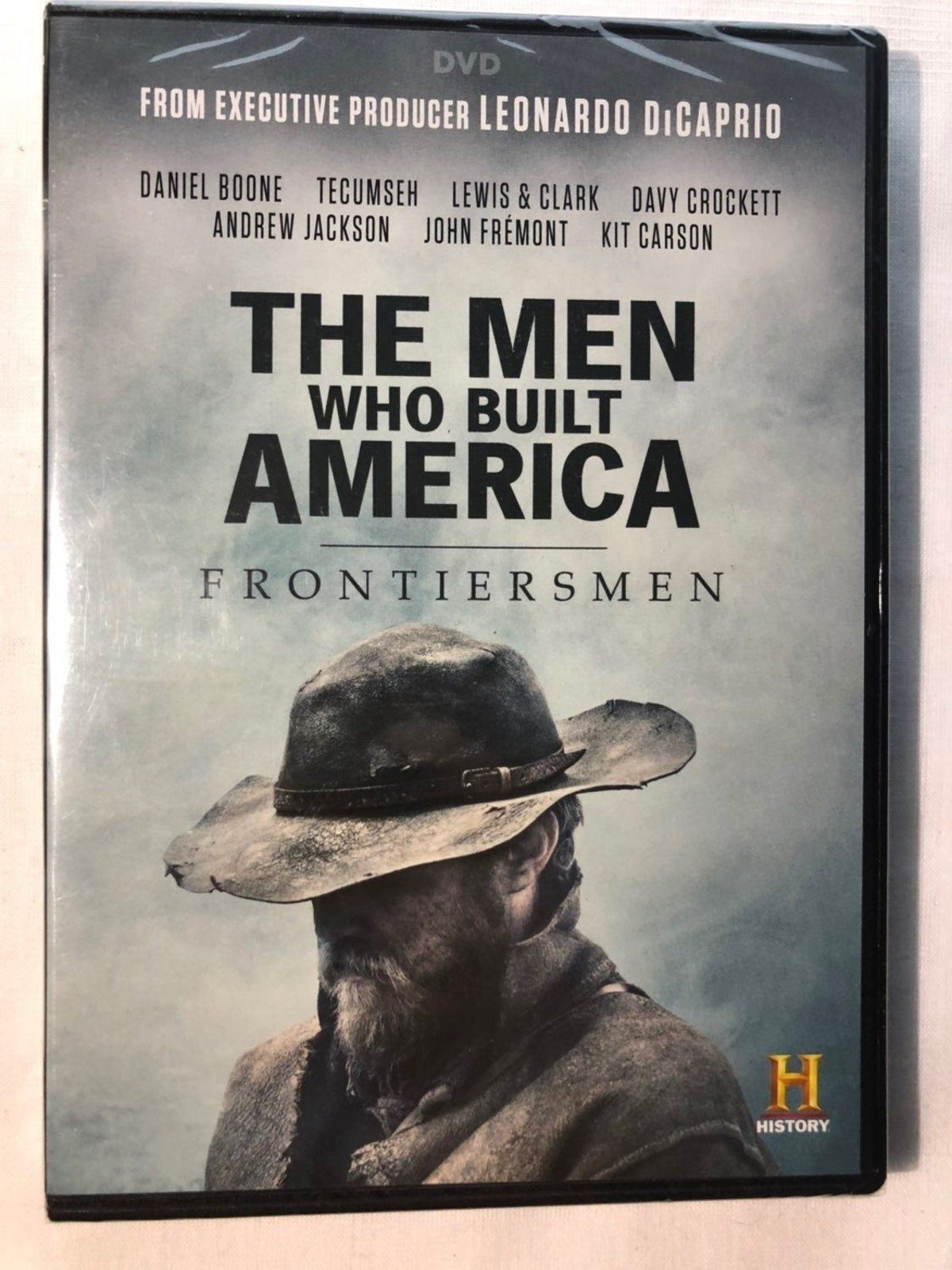 The Men Who Built America Dvd New In