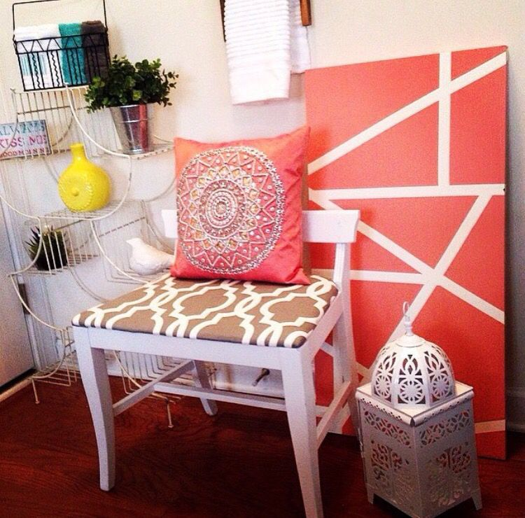 Vanity bench makeover | Before and after | Pinterest | Vanity bench ...