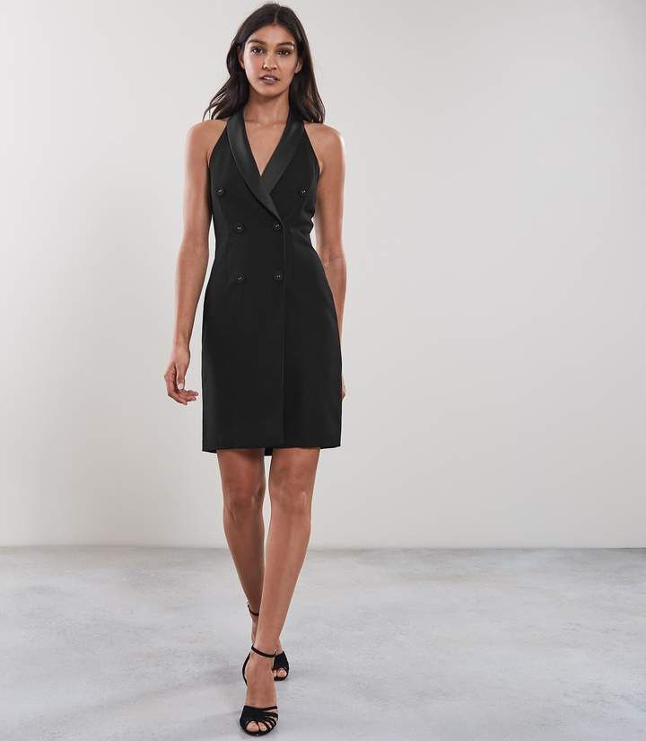 recognized brands huge inventory offer discounts Reiss Sinead Sleeveless Tuxedo Dress | Iconic dresses, Dresses ...