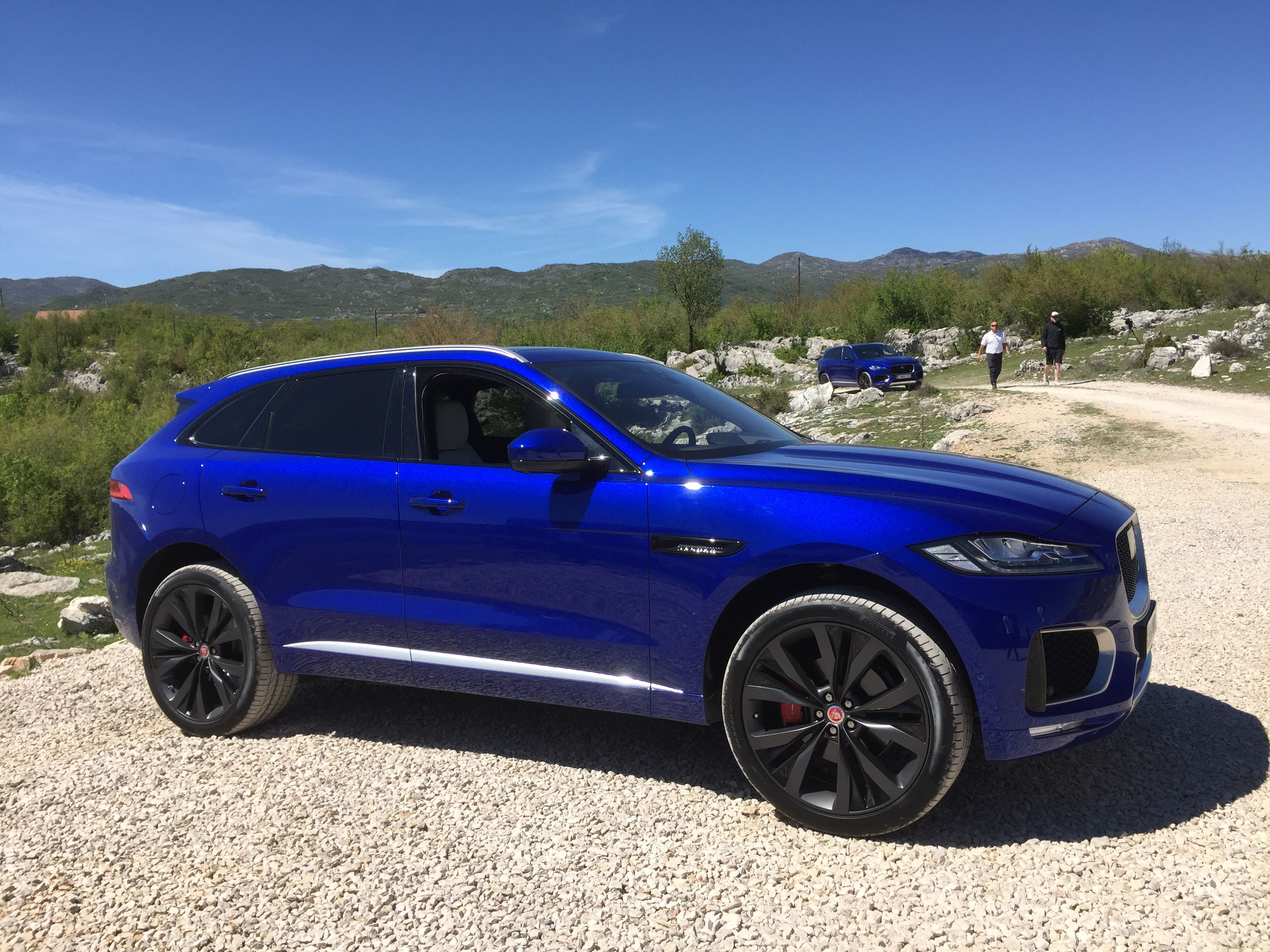 2017 Jaguar F Pace First Review First Class Freshman Jaguar Suv