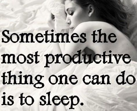 Get more sleep, then lose weight and slow aging while you ...