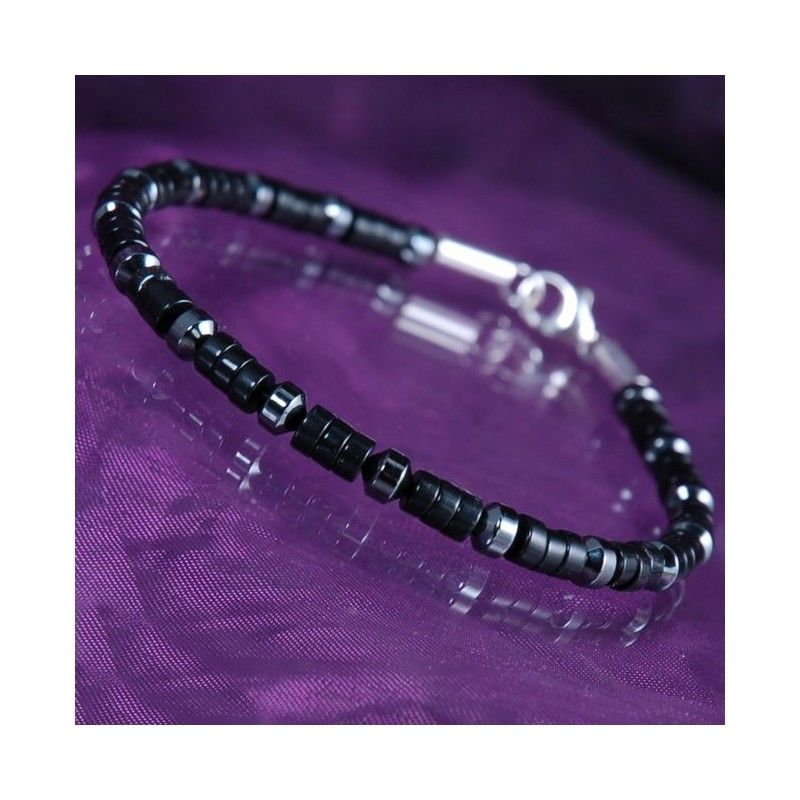 beaded matt bracelet listing mens bracelete fkjv il men onyx black
