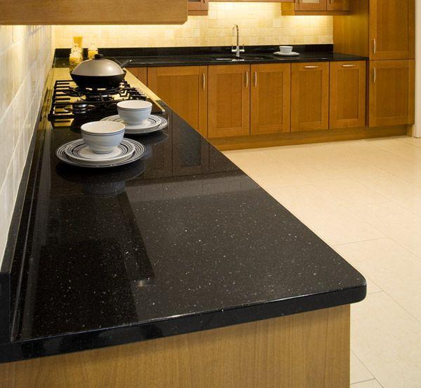 Unsere Star Galaxy Granit Arbeitsplatte!    wwwgranit-fliesen - küchenarbeitsplatte aus granit