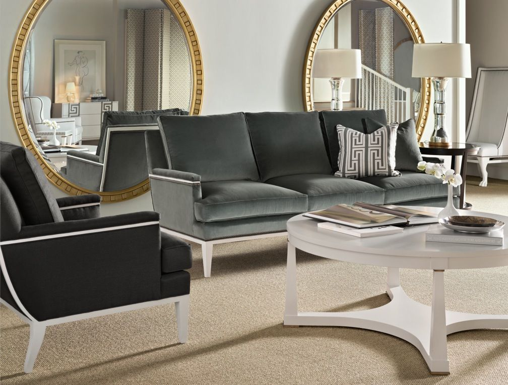 Wondrous Alexander Sofa And Chair Bowman Cocktail Sophia Mirrors Pabps2019 Chair Design Images Pabps2019Com