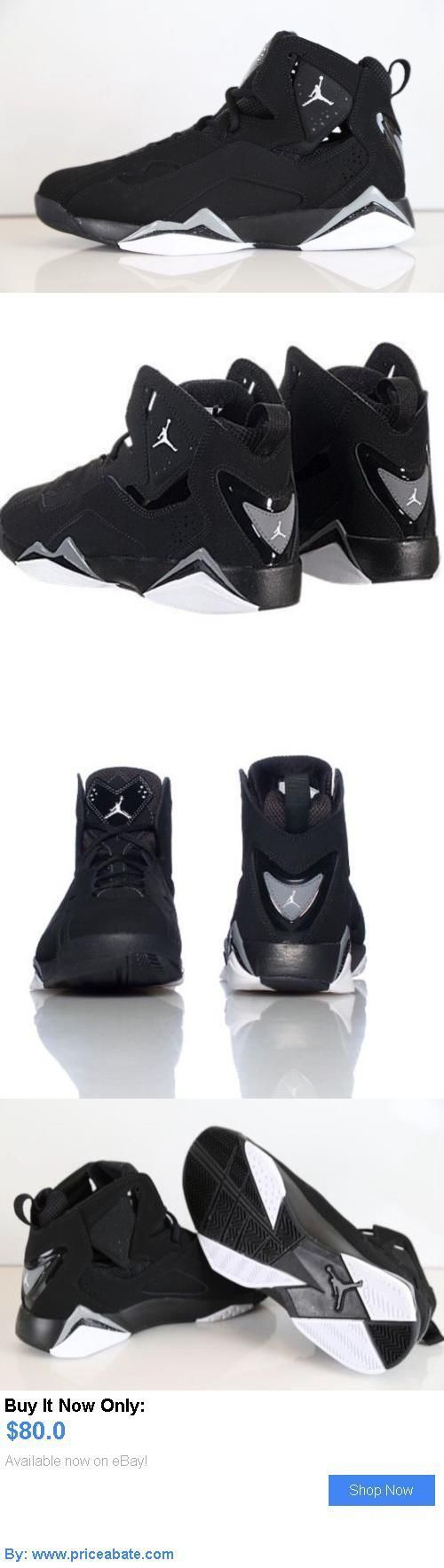 Basketball Nike Air Jordan True Flight Black White Cool Grey Size 11 11 5 Buy It Now Only 80 0 Pricea Jordans Girls Nike Air Jordan Shoes Air Jordan Shoes