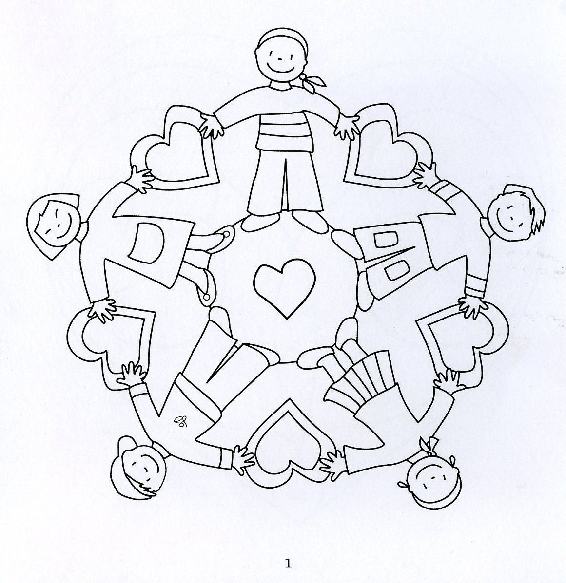Mandala Infantil