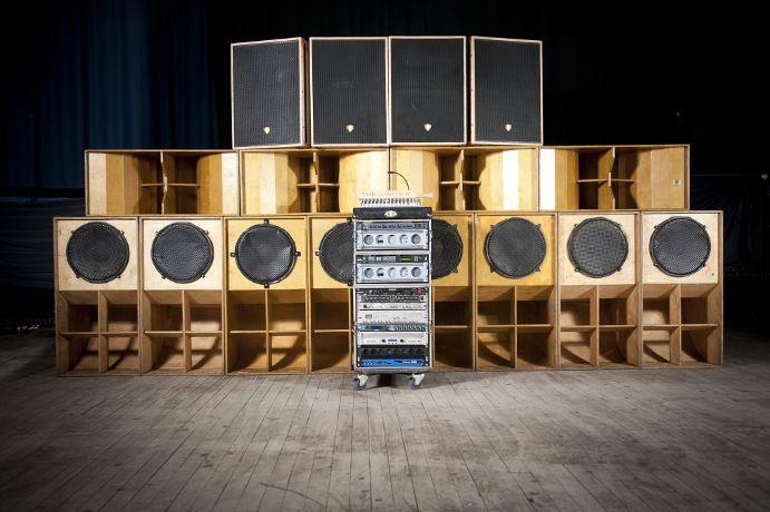 Mungo's Hi Fi Soundsystem | Uprising sk | Horn Speaker