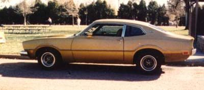 The Ford Maverick Page Year To Year Changes Ford Maverick