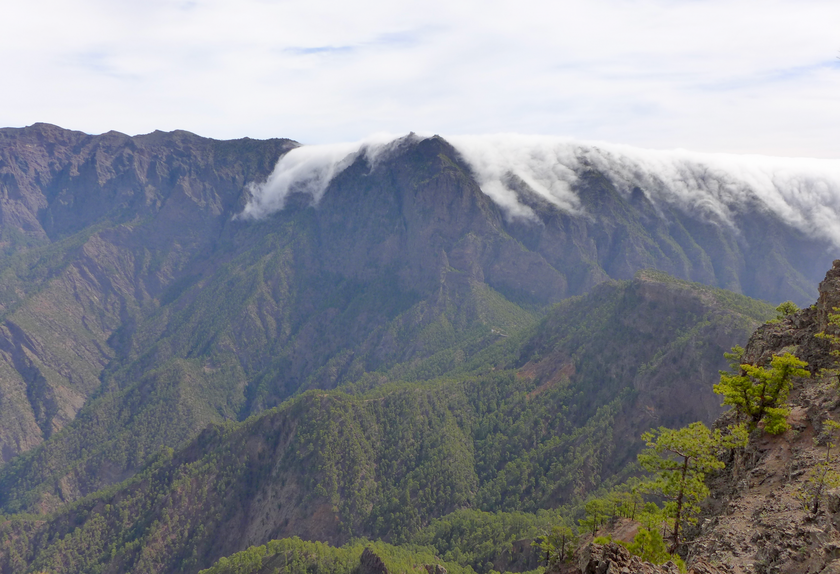 Hiking in La Palma, Canary Islands Canary islands, La