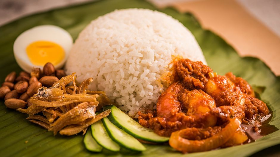 Nasi lemak asian food channel recipes to try pinterest food nasi lemak asian food channel forumfinder Gallery