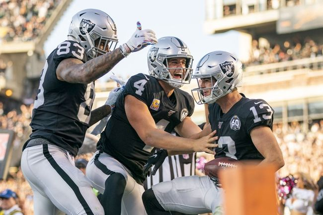 Los Angeles Chargers At Oakland Raiders 11 7 19 Nfl Pick Odds And Prediction Oakland Raiders Oakland Raiders Football Los Angeles Chargers