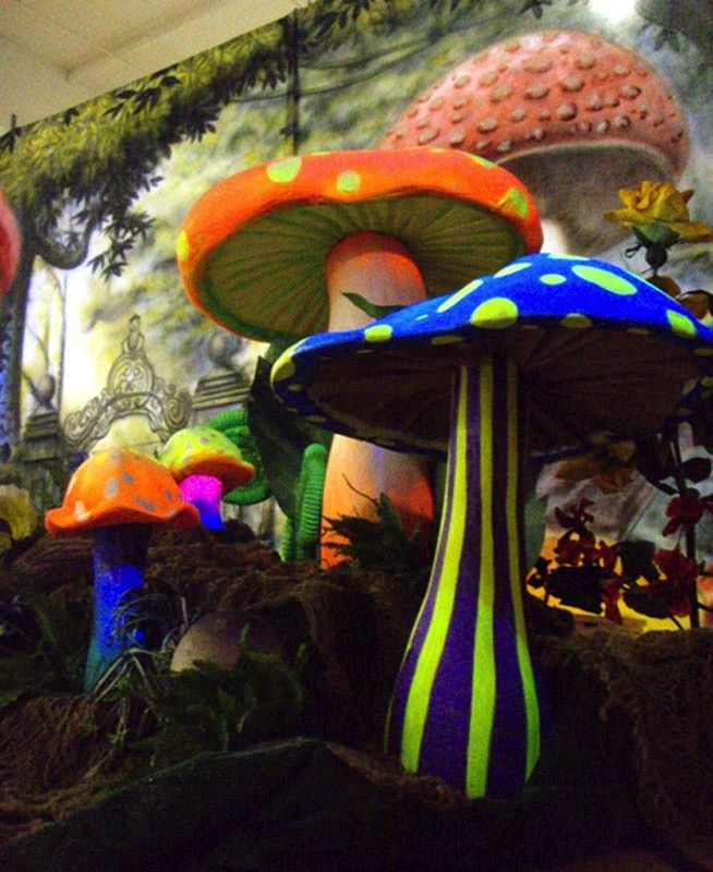 Photo of Alice in Wonderland Theme Parties and Props | Rick Herns …