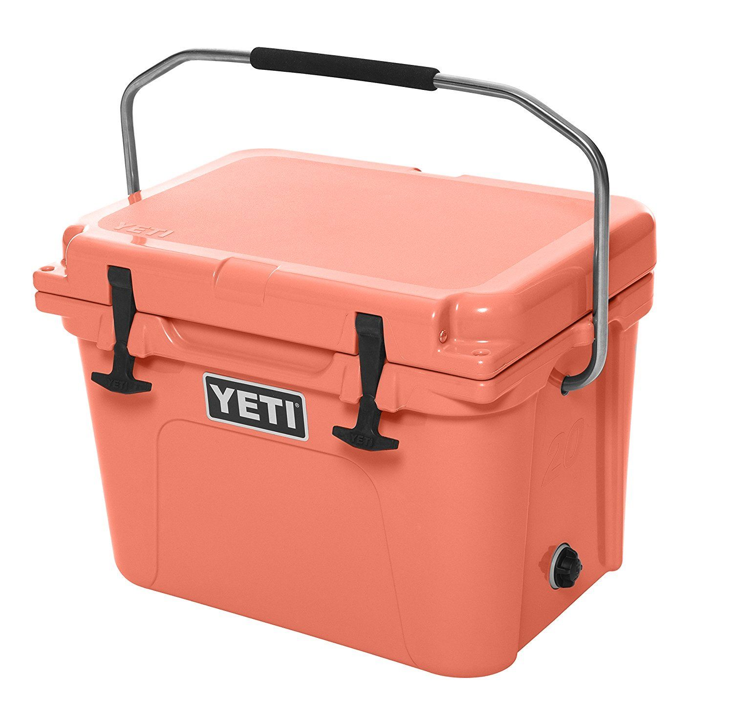 Yeti Roadie 20 Le Coral Read More Reviews Of The Product By Visiting The Link On The Image This Is An Affiliate Link Yeti Cooler Yeti Roadie Cooler