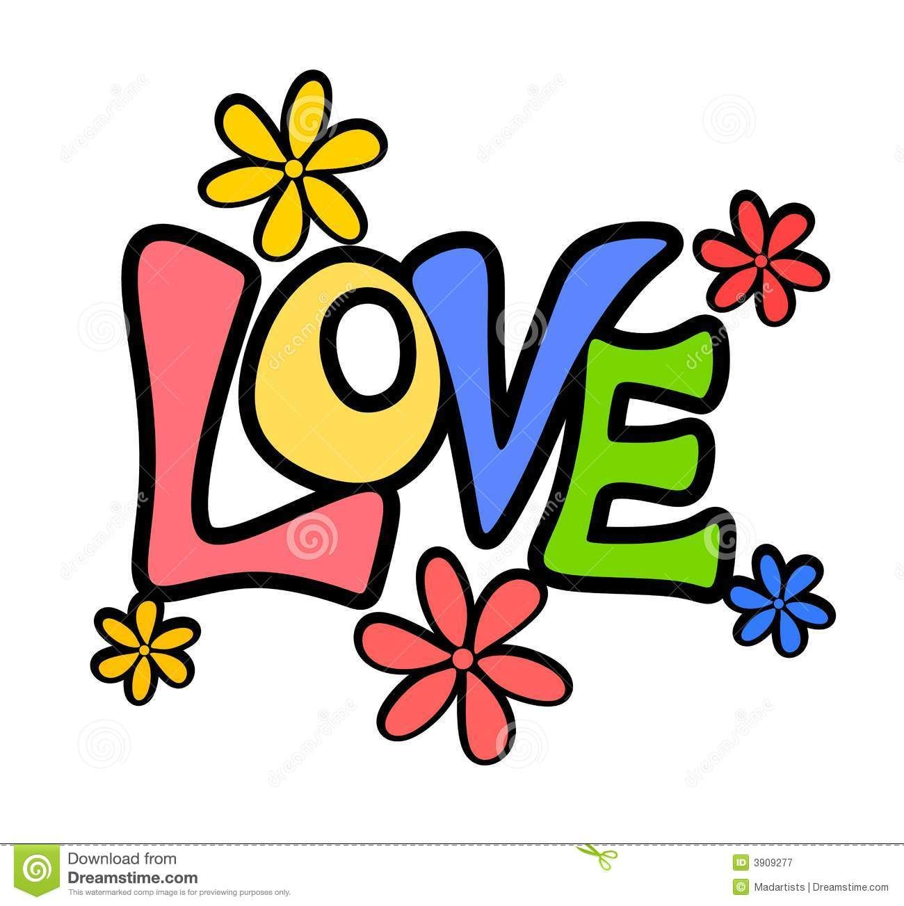 the word love clipart clipart panda free clipart images  [ 1300 x 1303 Pixel ]