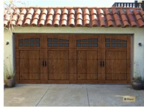 Clopay Garage Doors Review Extreme Makeover With Before And After With Images Garage Doors Best Interior Design Websites Garage