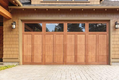 Garage Door Prices And Installation Costs Coastal Garage Doors In 2020 Wooden Garage Doors Custom Wood Garage Doors Garage Door Design