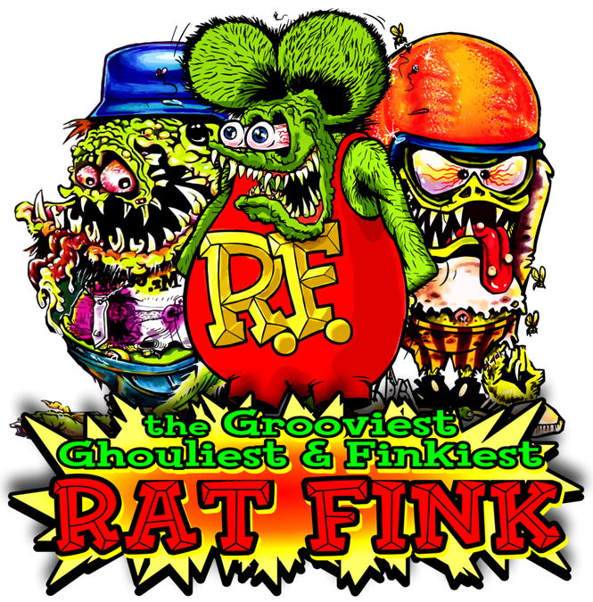 Fink Garage: Image Result For Rat Fink Characters