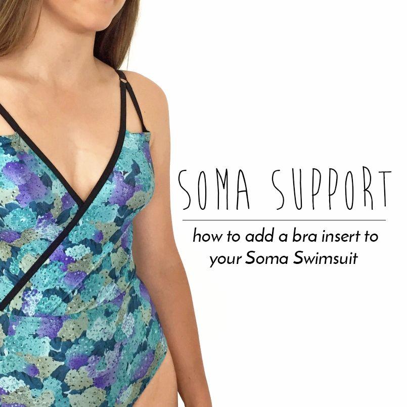 40ae6c3d8aee9 Soma swimsuit - Papercut Patterns - Bra Insert tutorial