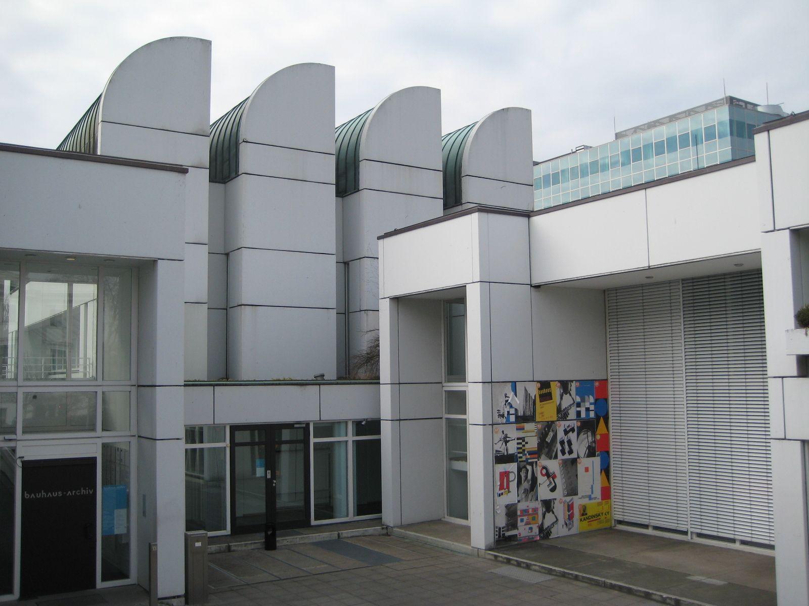 Gropius Museum
