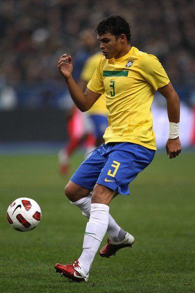 World Cup 2014: Brazil profile – Thiago Silva | Fernando ... |Thiago Silva Footballer 2014