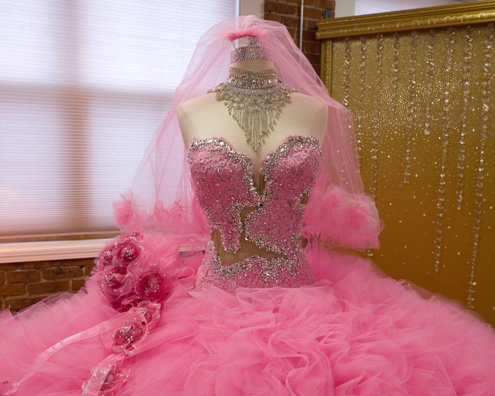 My Big Fat American Gypsy Wedding\'s Sondra Celli Talks Gowns ...