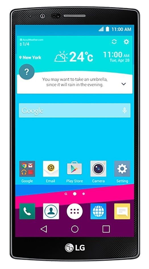 New LG G4 32GB Factory Unlocked GSM 4G LTE Hexa-Core 16MP