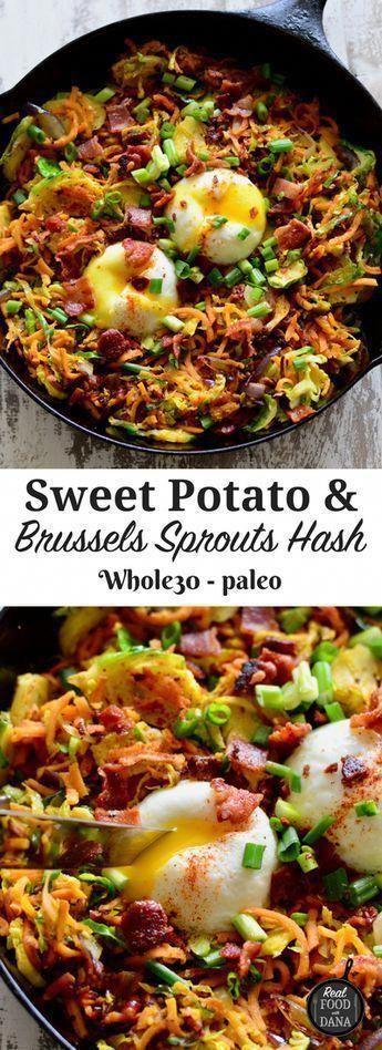 Sweet Potato & Bruss