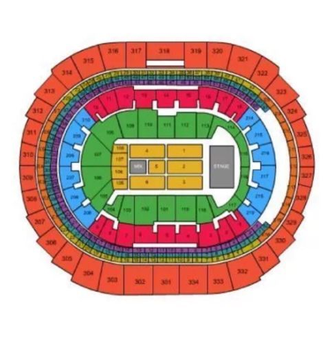 2 ticket Floor 4 Row 22 seat 13 14 Red Hot Chili Peppers Staples Center 3/10/17  http://dlvr.it/MtX2T9pic.twitter.com/cZdBvWdJWm