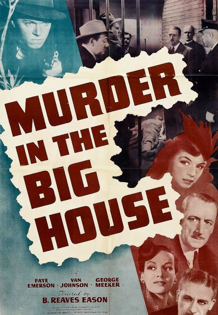 Download Murder in the Big House Full-Movie Free