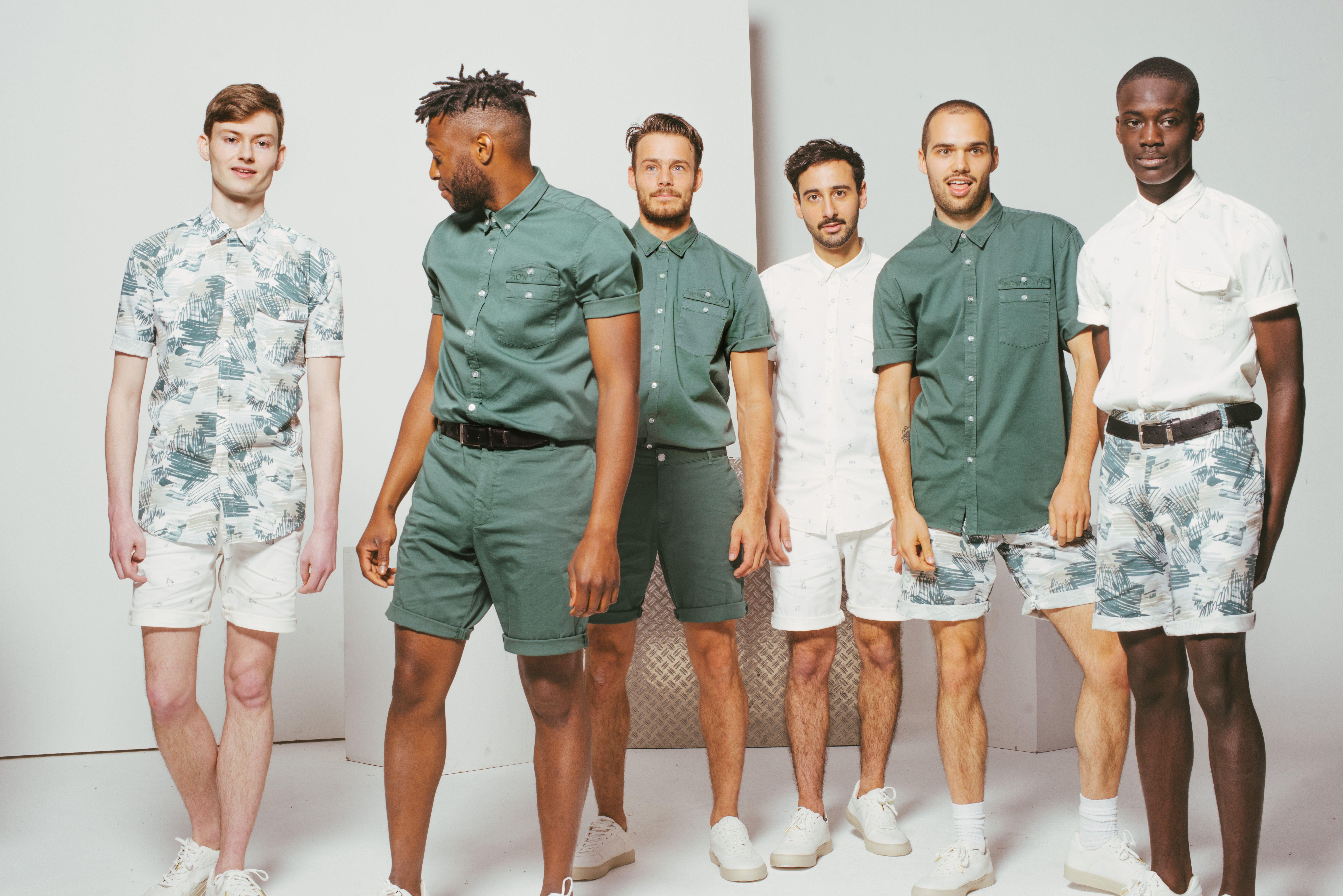 Ton sur ton festival outfit men projects newd studios