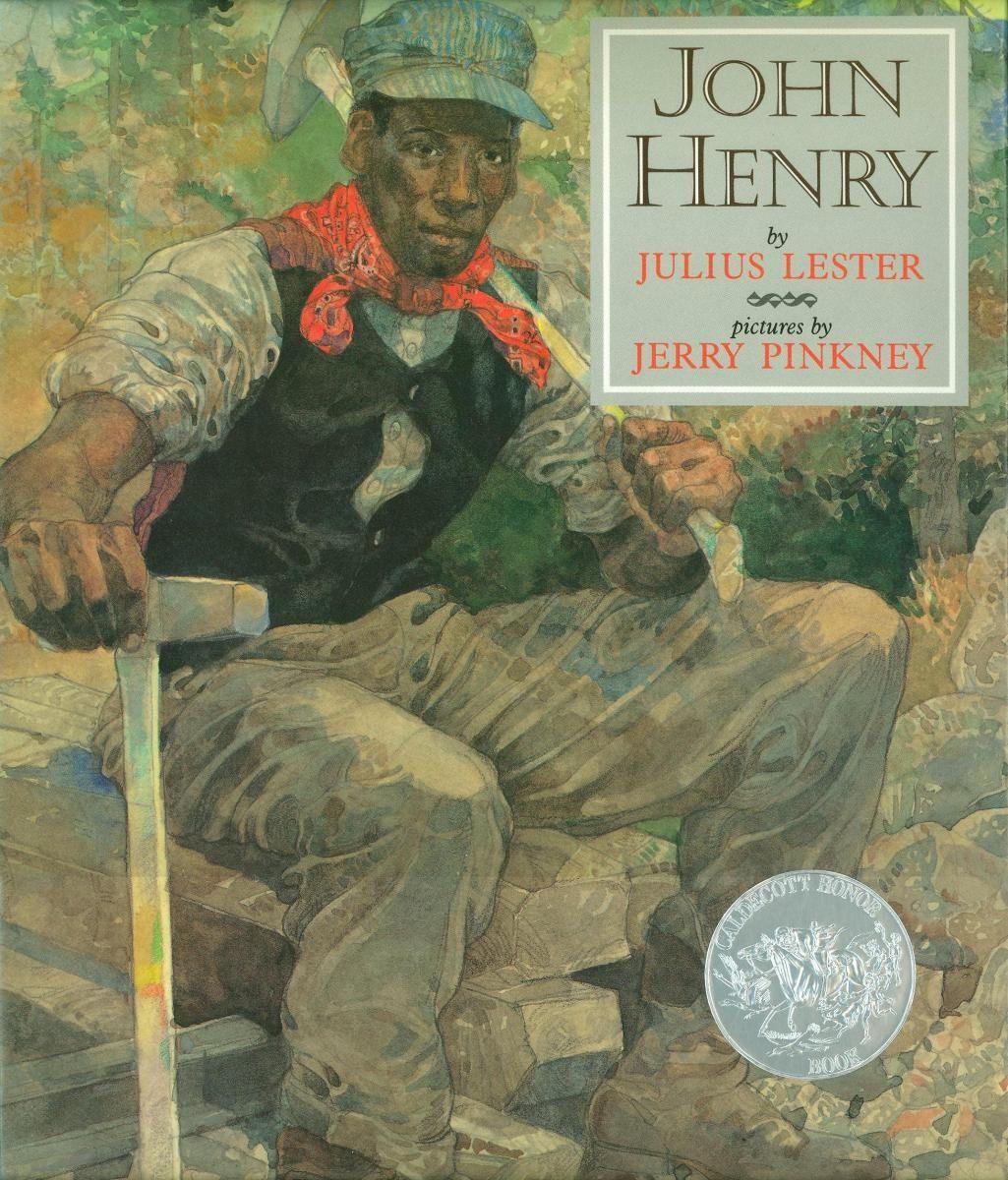 John Henry Caldecott Honor Book