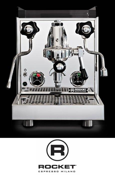 Rocket Espresso Cellini Evoluzione V2 Coffee Machine