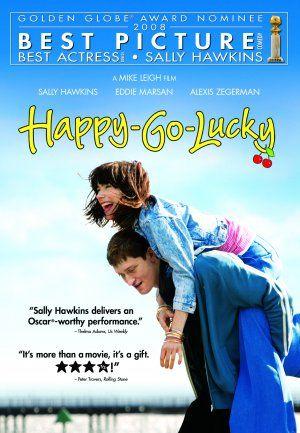 Sally Hawkins in Happy Go Lucky, mijn favoriete film!