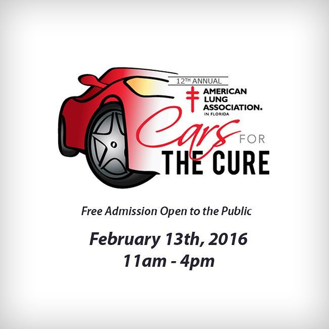 REMINDER: This Weekend Join Us For The 12th Annual Cars